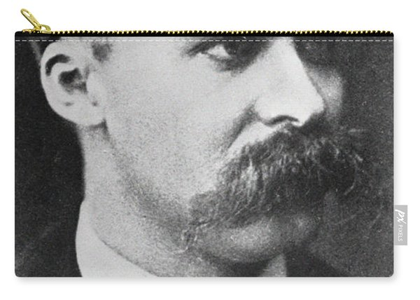 Friedrich Wilhelm Nietzsche Carry-all Pouch
