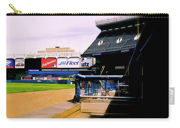 From The Dugout  The Yankee Stadium Carry-all Pouch