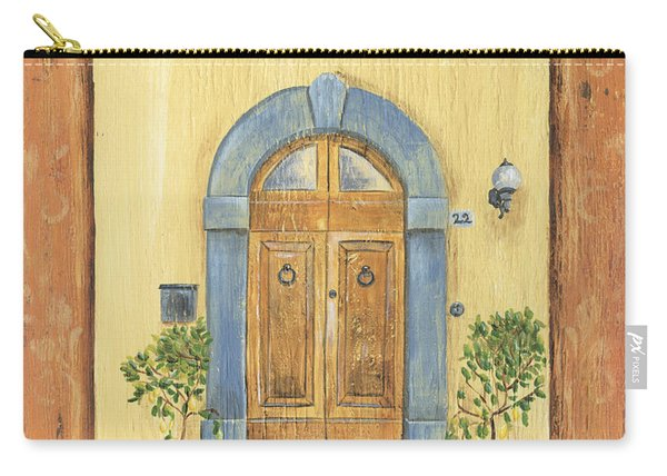Front Door 1 Carry-all Pouch