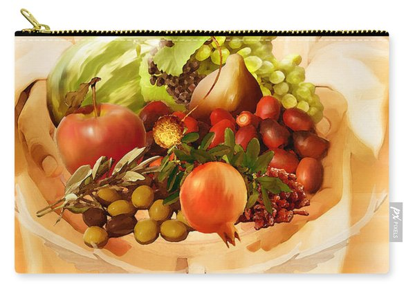Fruit Of The Spirit Carry-all Pouch