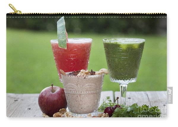 Fruit Smoothies Carry-all Pouch