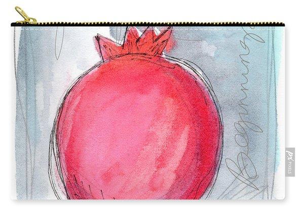 Fruitful Beginning Carry-all Pouch