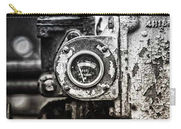 Fuel Deficient Carry-all Pouch