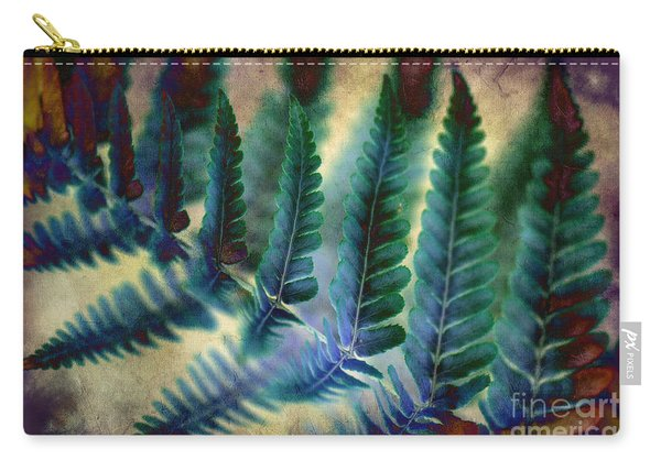 Funky Fern. Carry-all Pouch
