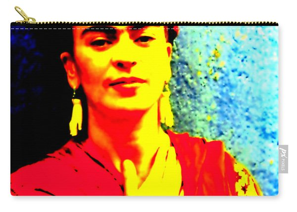 Funky Frida IIi Carry-all Pouch