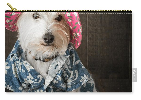 Funny Doggie Carry-all Pouch