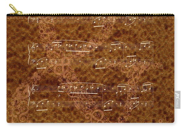 Fur Elise Music 2 Digital Painting Carry-all Pouch
