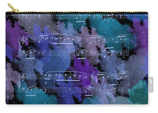 Fur Elise Music Digital Painting Carry-all Pouch