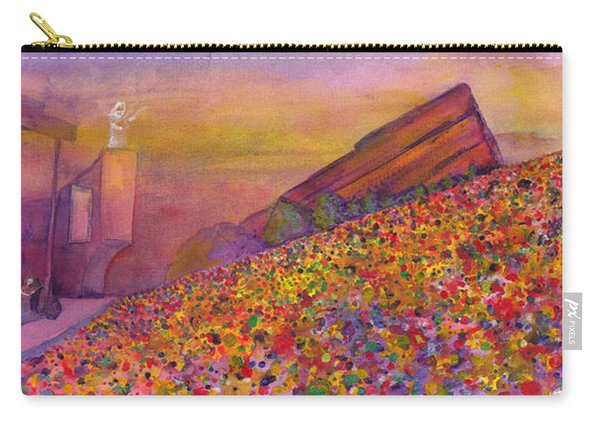 Furthur At Redrocks 2011 Carry-all Pouch