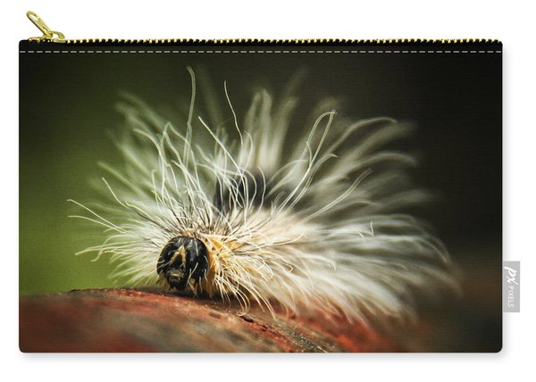 Fuzzy Was He Carry-all Pouch