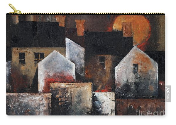 Gables Sunset Carry-all Pouch