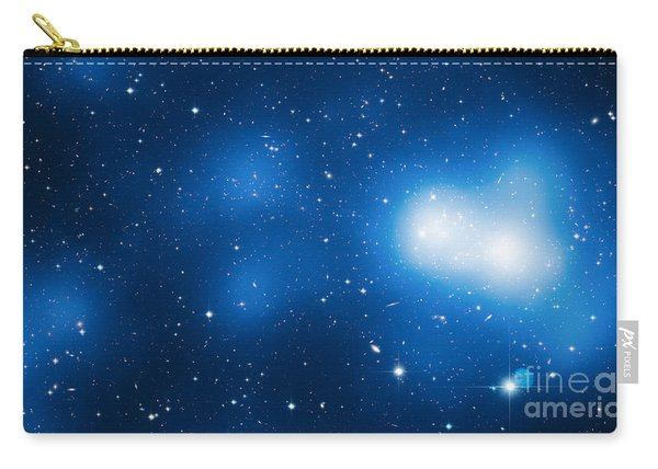 Galaxy Cluster Macs J0717 Carry-all Pouch