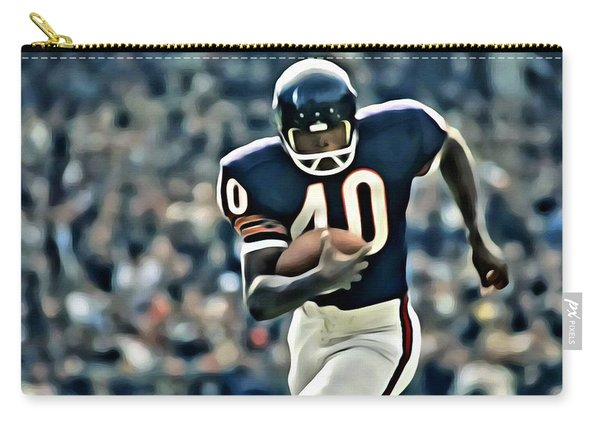 Gale Sayers Carry-all Pouch