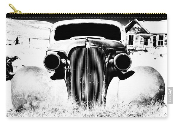 Gangster Car Carry-all Pouch
