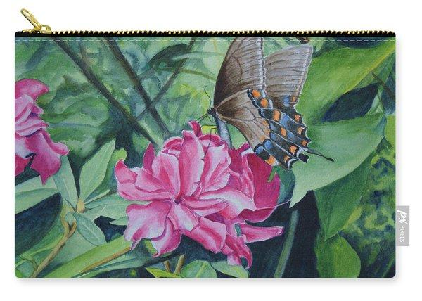 Garden Beauties Carry-all Pouch