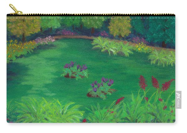 Garden In The Woods Carry-all Pouch
