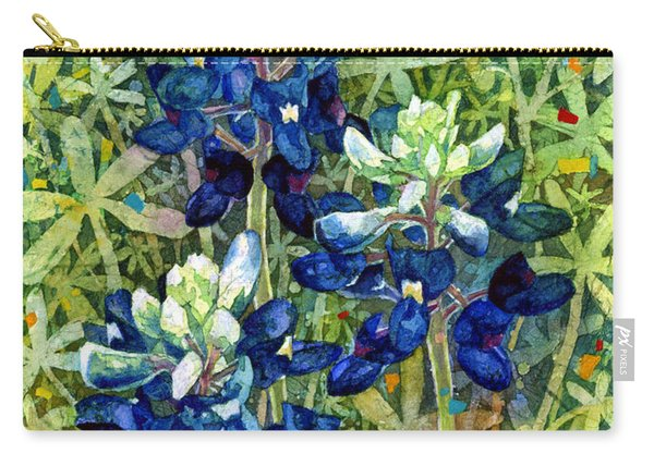 Garden Jewels I Carry-all Pouch