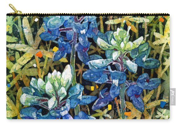 Garden Jewels II Carry-all Pouch