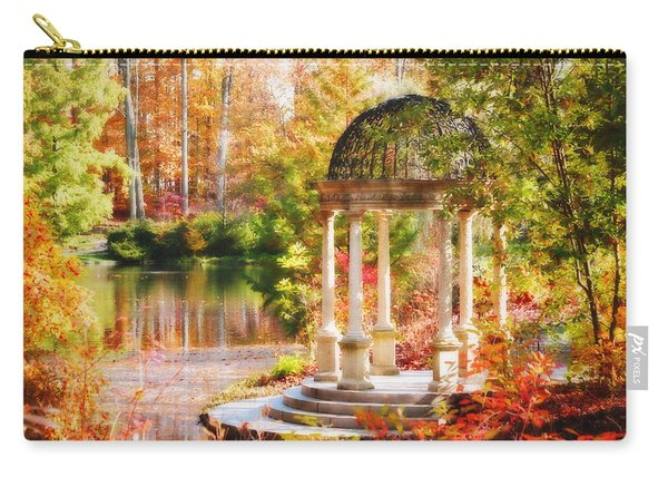 Garden Of Beauty Carry-all Pouch