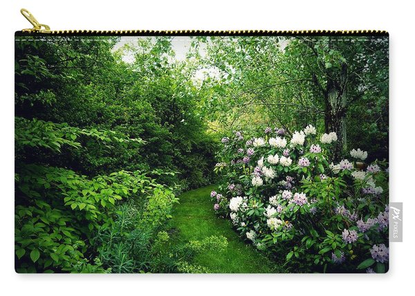 Garden Of Enchantment Carry-all Pouch