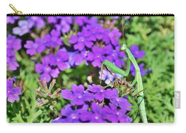Garden Prayer Carry-all Pouch