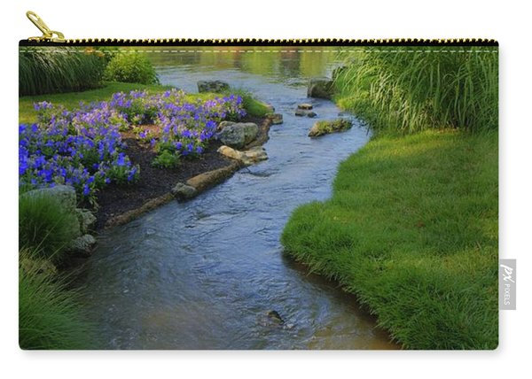 Garden Stream Hdr #9795 Carry-all Pouch