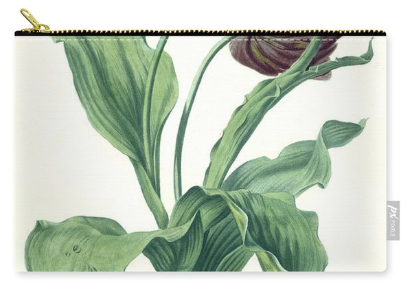 Garden Tulip Carry-all Pouch