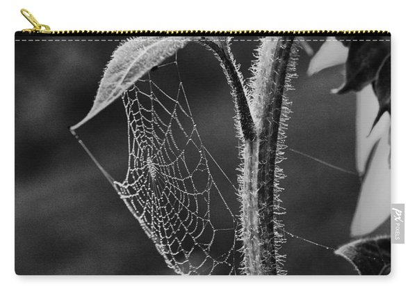 Garden Web Carry-all Pouch
