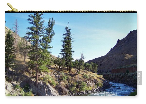 Gardiner River Carry-all Pouch