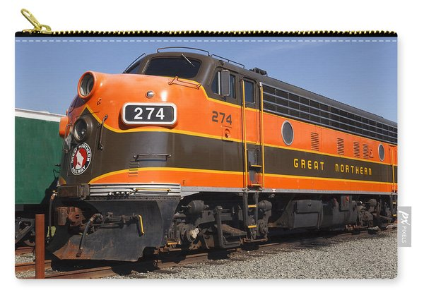 Garibaldi Locomotive Carry-all Pouch