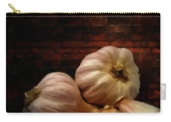 Garlic Carry-all Pouch