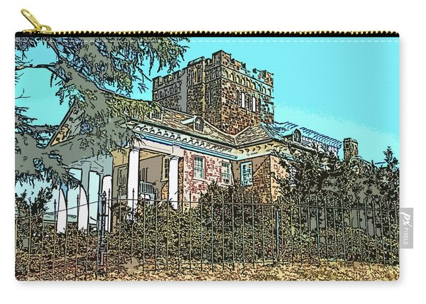 Gassaway Mansion Carry-all Pouch