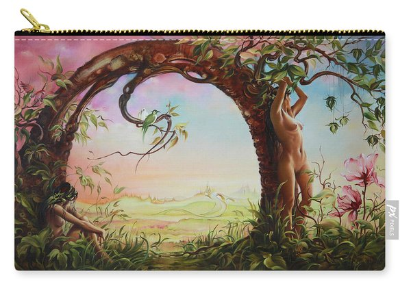 Gate Of Illusion Carry-all Pouch