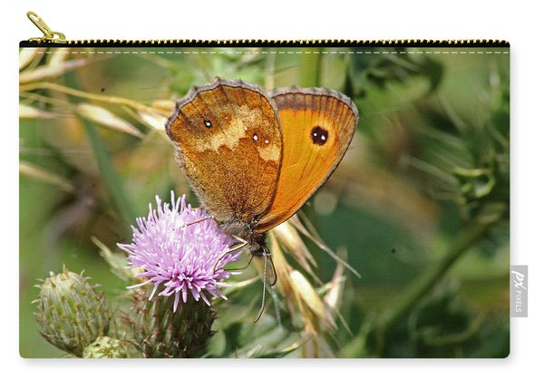 Gatekeeper Butterfly Carry-all Pouch