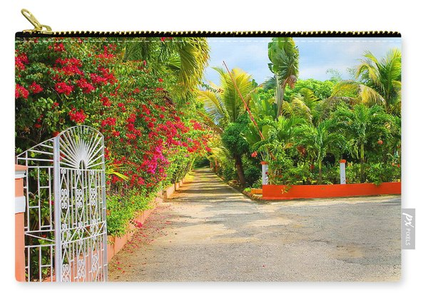 Gateway To Jamaica Carry-all Pouch