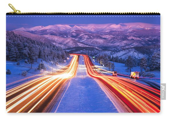 Gateway To The Rockies Carry-all Pouch