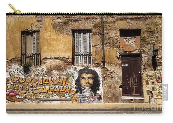 Gaucho Che Promotes Contraception Carry-all Pouch