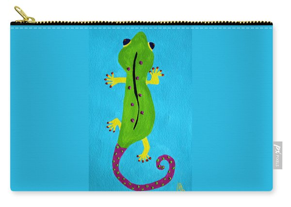 Gecko Gecko Carry-all Pouch