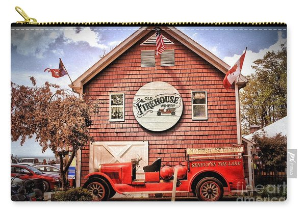 Geneva On The Lake Firehouse Carry-all Pouch