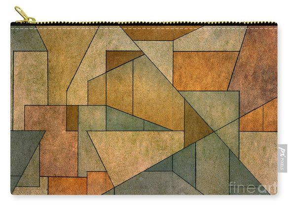 Geometric Abstraction Iv Carry-all Pouch