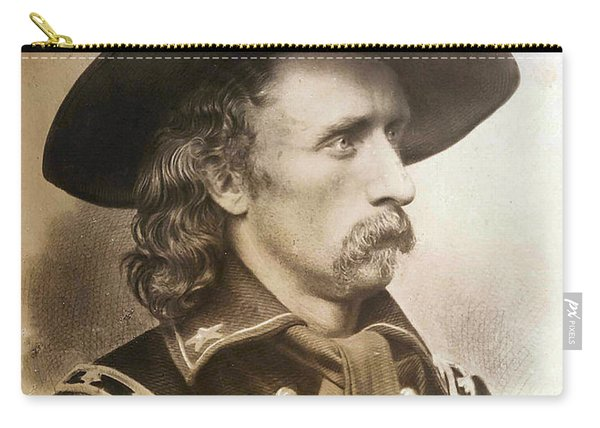 George Armstrong Custer Carry-all Pouch
