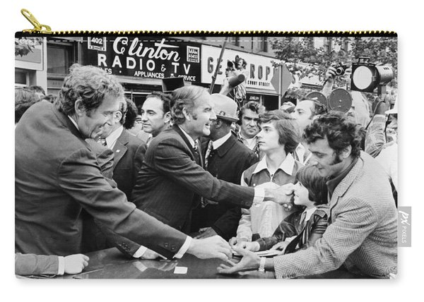 George Mcgovern And Ed Muskie Carry-all Pouch
