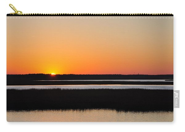 Georgia Sunset Carry-all Pouch