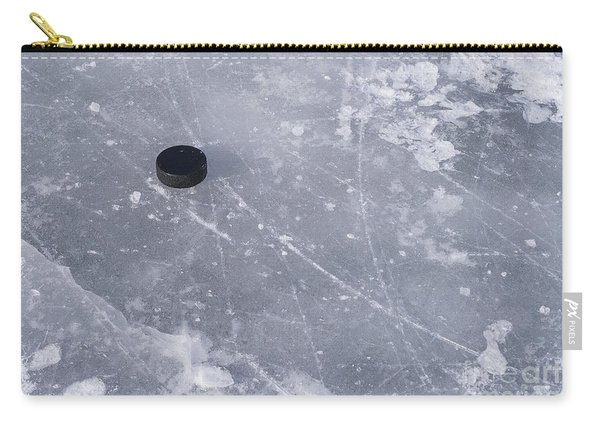 Get The Puck Outta Here Carry-all Pouch