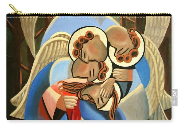 Gethsemane The Hour Is Near Carry-all Pouch