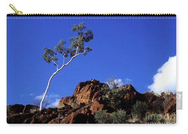 Ghost Gum Carry-all Pouch