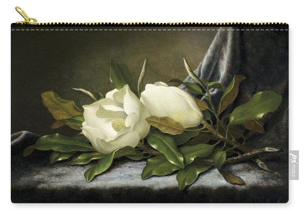 Giant Magnolias Carry-all Pouch