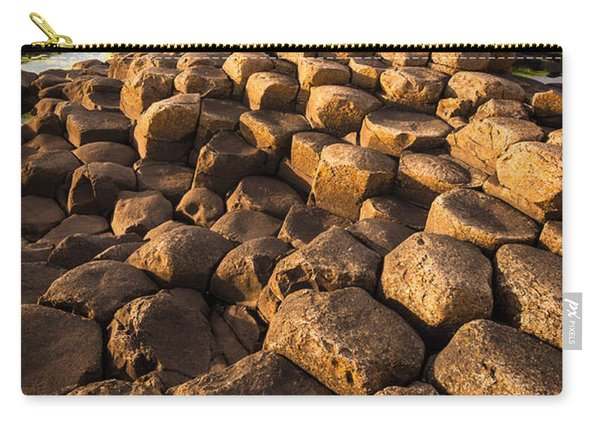 Giant's Causeway Bricks Carry-all Pouch