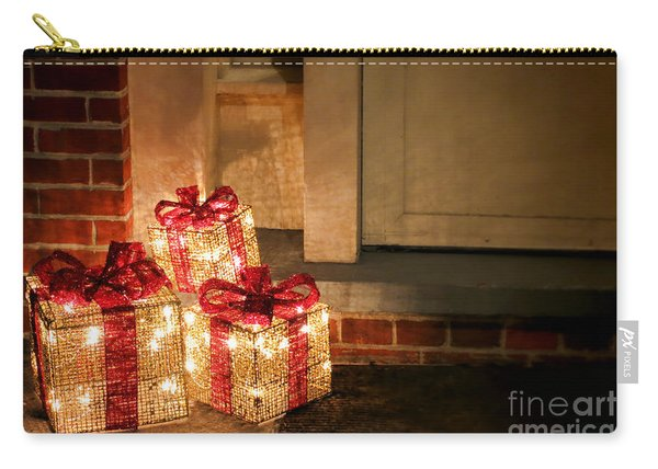 Gift Of Lights Carry-all Pouch
