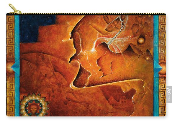 Gifts Of The Spirit Carry-all Pouch